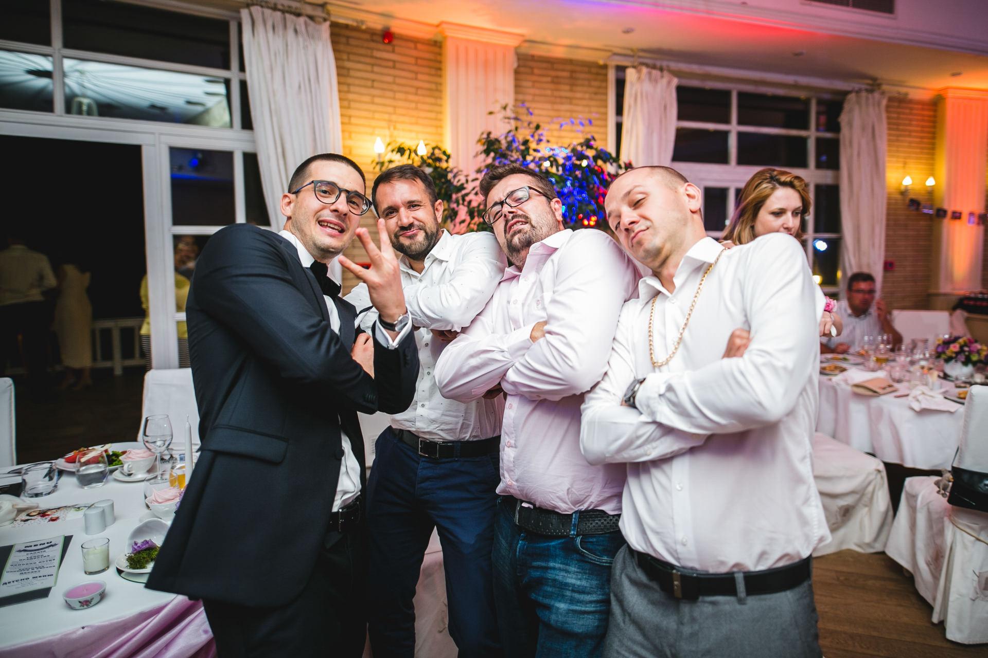 сватбено празненство