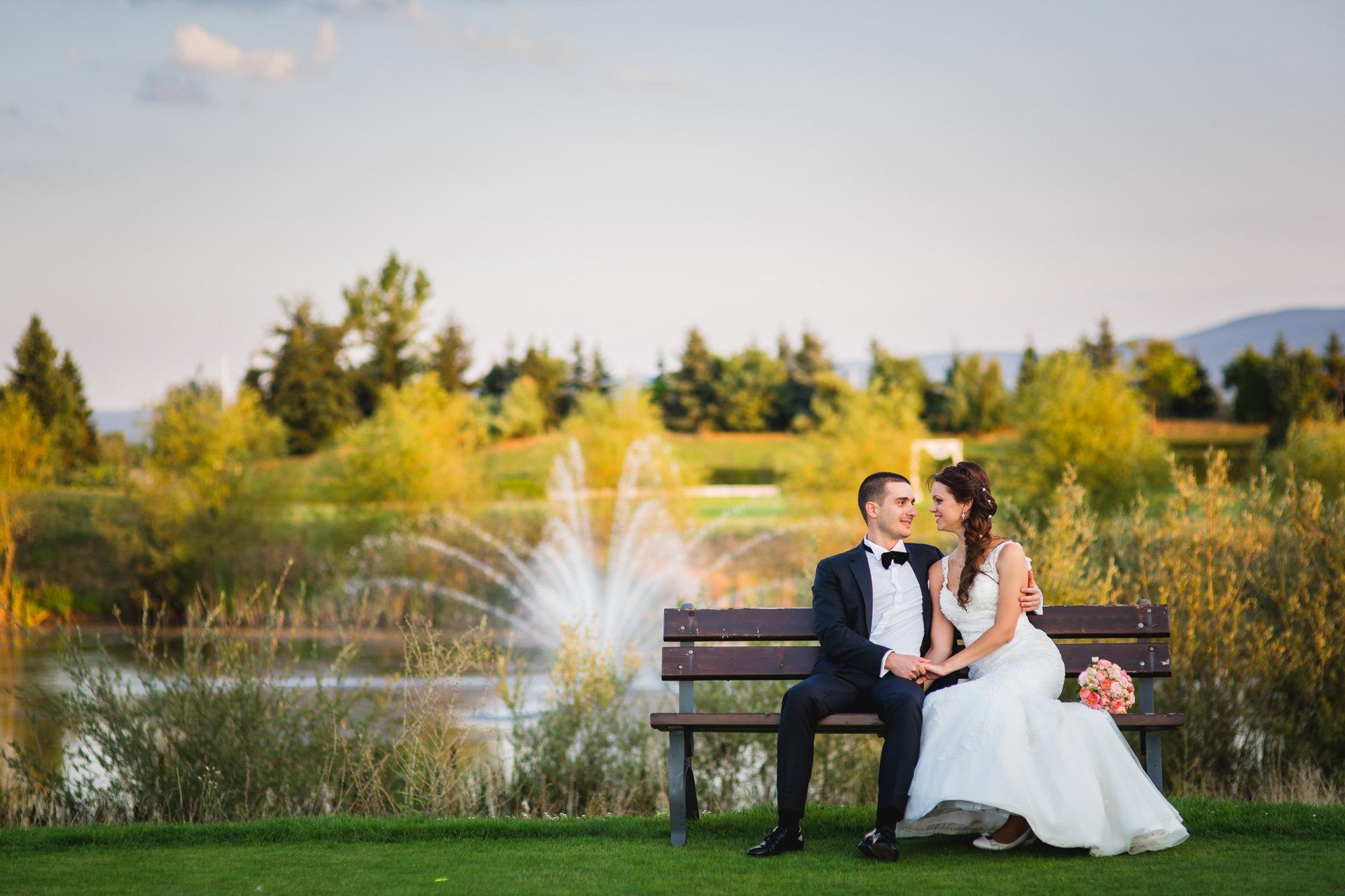 добър сватбен фотограф