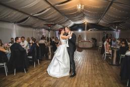 първи сватбен танц